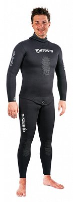 Neoprénový Oblek MARES Long John EXPLORER SPORT 50 - Spearfishing a freediving 6 - XL